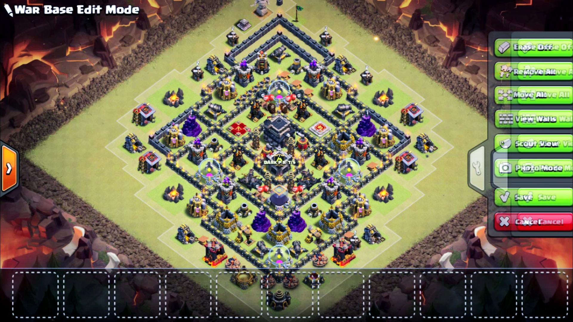 base layout – Gaminoobz